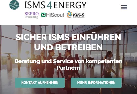 ISMS für kritische Infrastrukturen